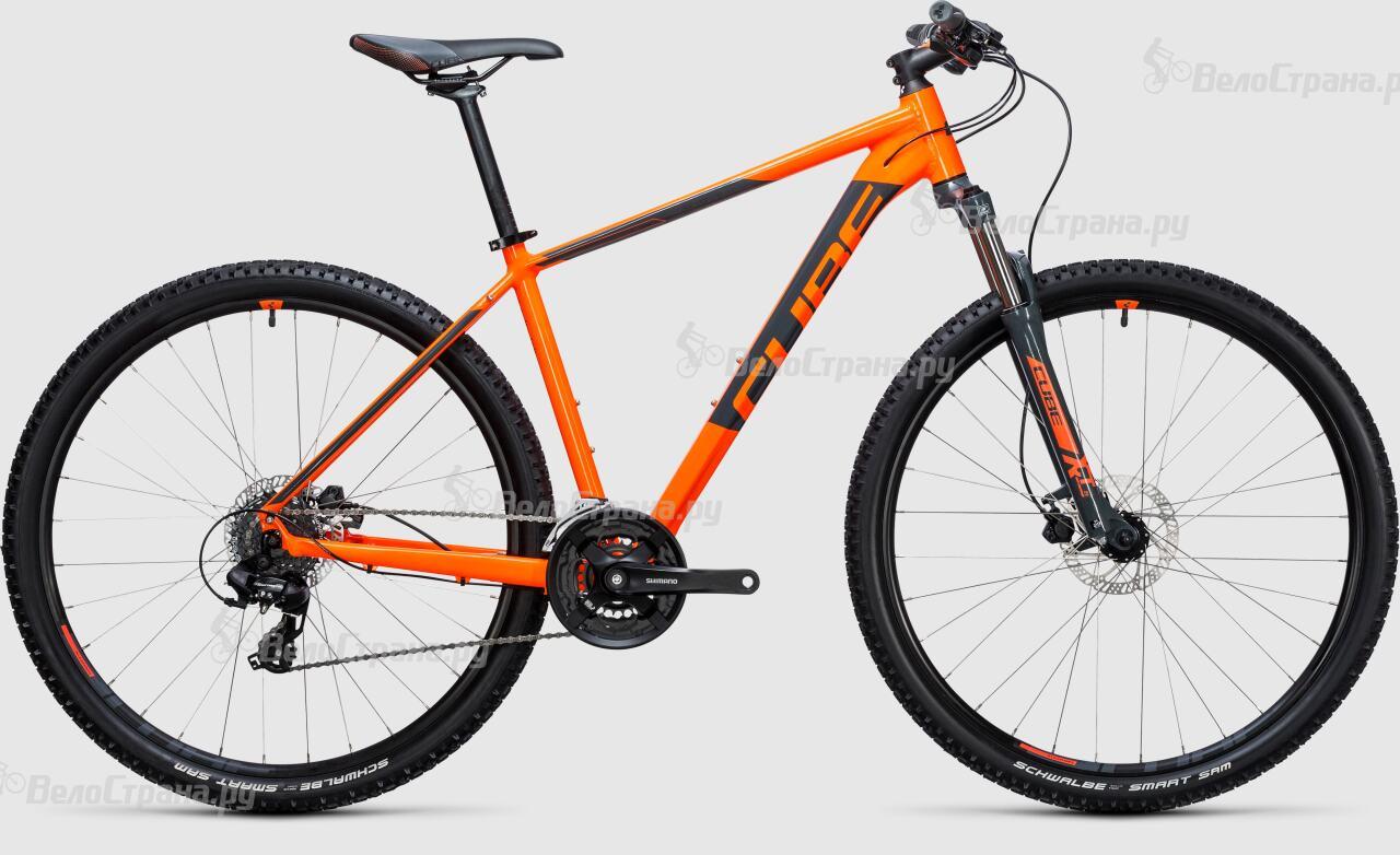 Велосипед Cube Aim Pro 29 (2017) велосипед cube aim pro 27 5 2016