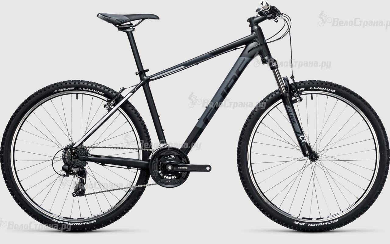 Велосипед Cube Aim 27.5 (2017) cube aim 26 2014
