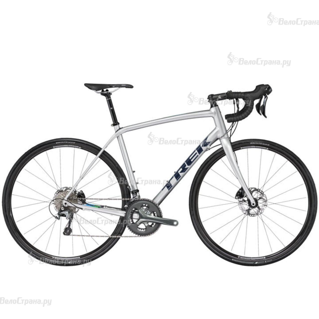Велосипед Trek Domane ALR 4 Disc (2017) велосипед trek domane alr 4 disc 2017