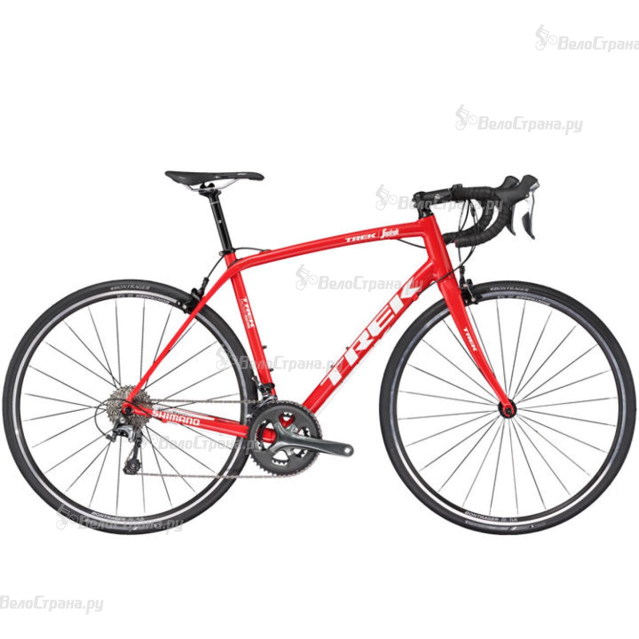Велосипед Trek Domane ALR 4 (2017) велосипед trek domane alr 4 disc 2017