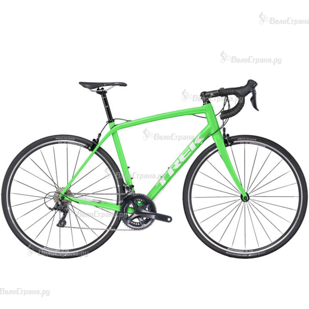 Велосипед Trek Domane ALR 3 (2017) велосипед trek domane alr 4 disc 2017