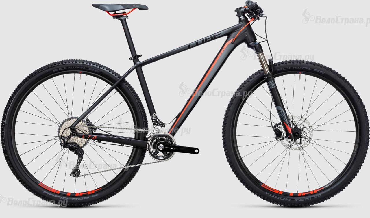Велосипед Cube LTD Pro 27.5 (2017)