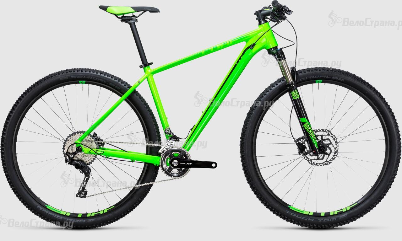 Велосипед Cube LTD Pro 29 (2017)