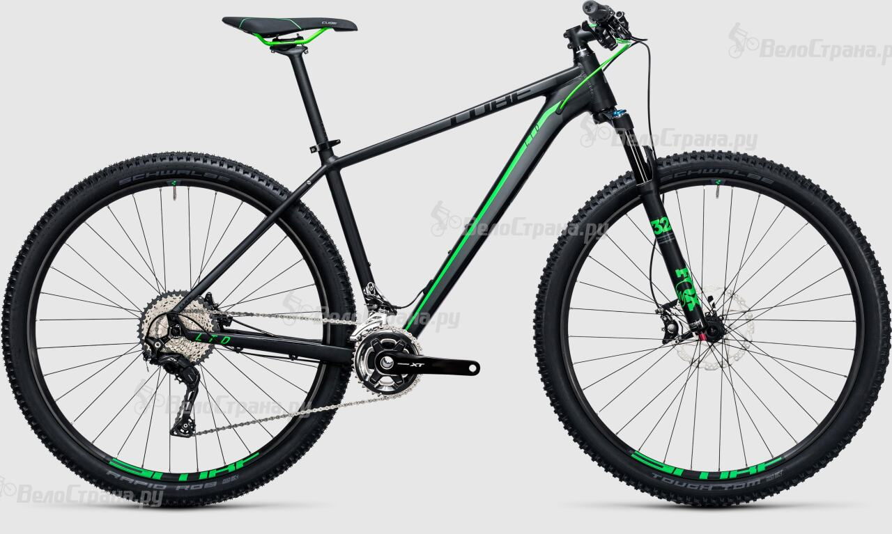 Велосипед Cube LTD SL 27.5 (2017)