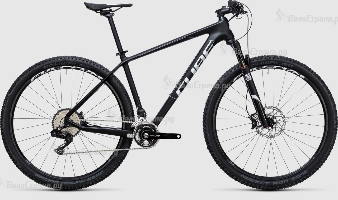 Велосипед Cube Reaction GTC ONE (2017)
