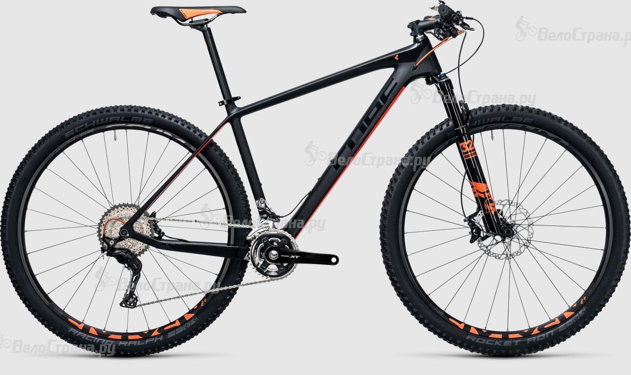 Велосипед Cube Elite C:62 Pro 29 2x (2017) велосипед cube elite c 62 race 1x 29 2016