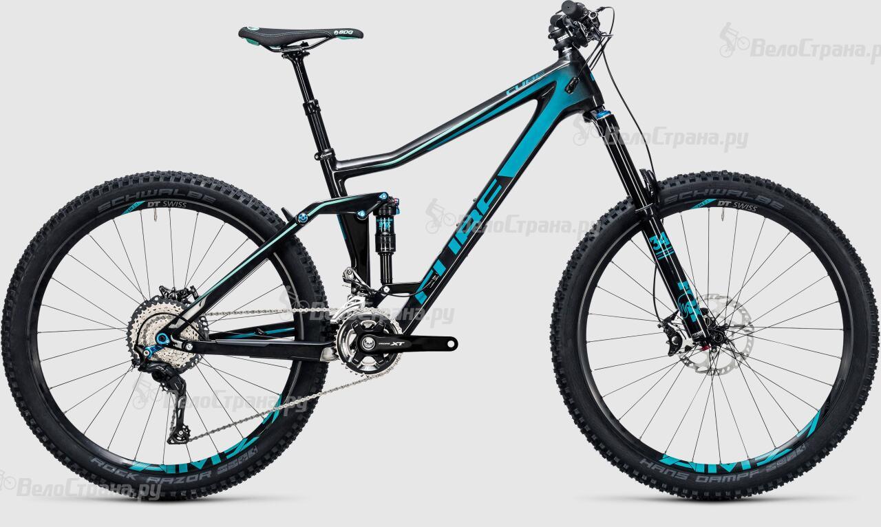 Велосипед Cube Stereo 160 C:62 Race 27.5 (2017)