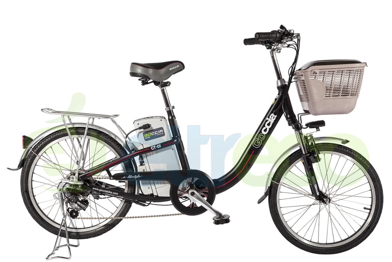 Велосипед Eltreco BENELLI GOCCIA 22 (2017)