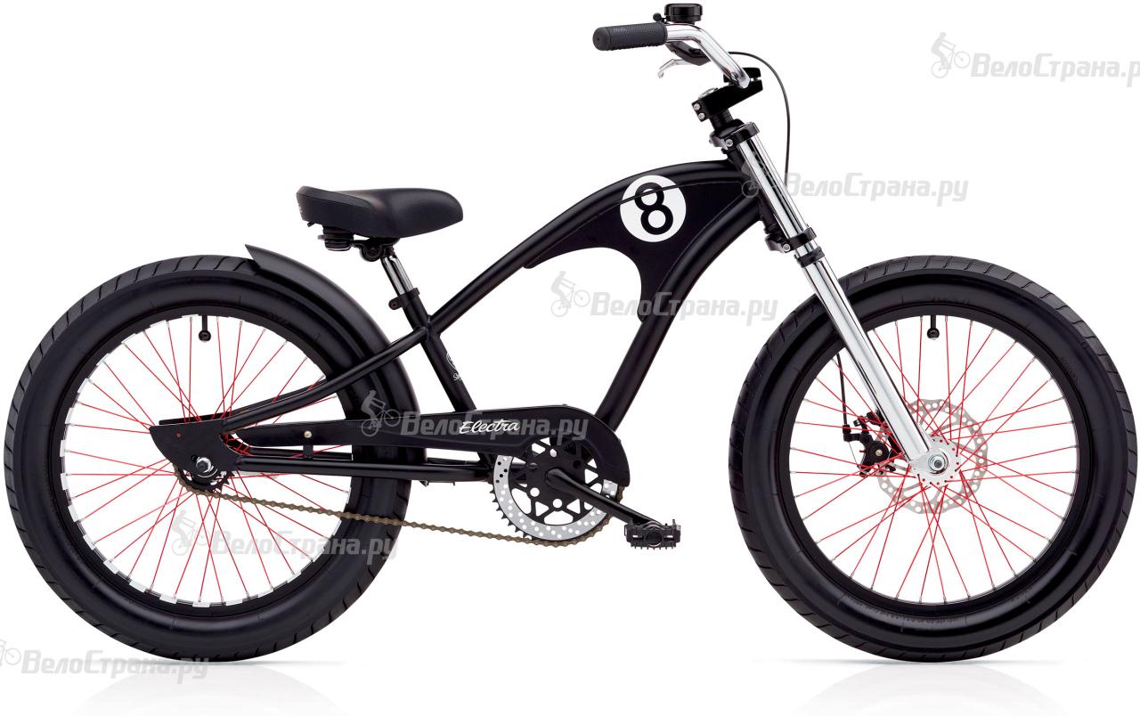 Велосипед Electra Straight 8 3i Boy (2016)