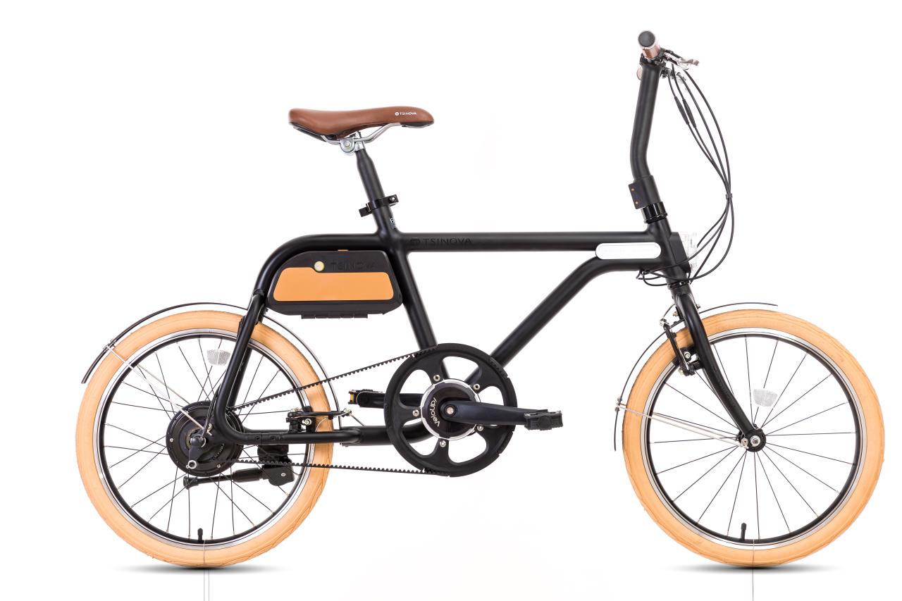 Велосипед Eltreco TSINOVA (2017)