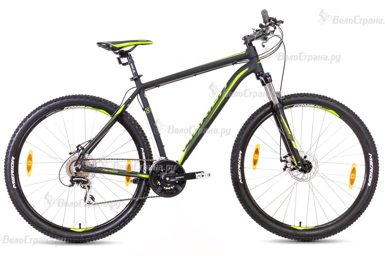 Велосипед Merida Big.Nine 20-MD (2017) велосипед merida bignine 20 md 29 2016