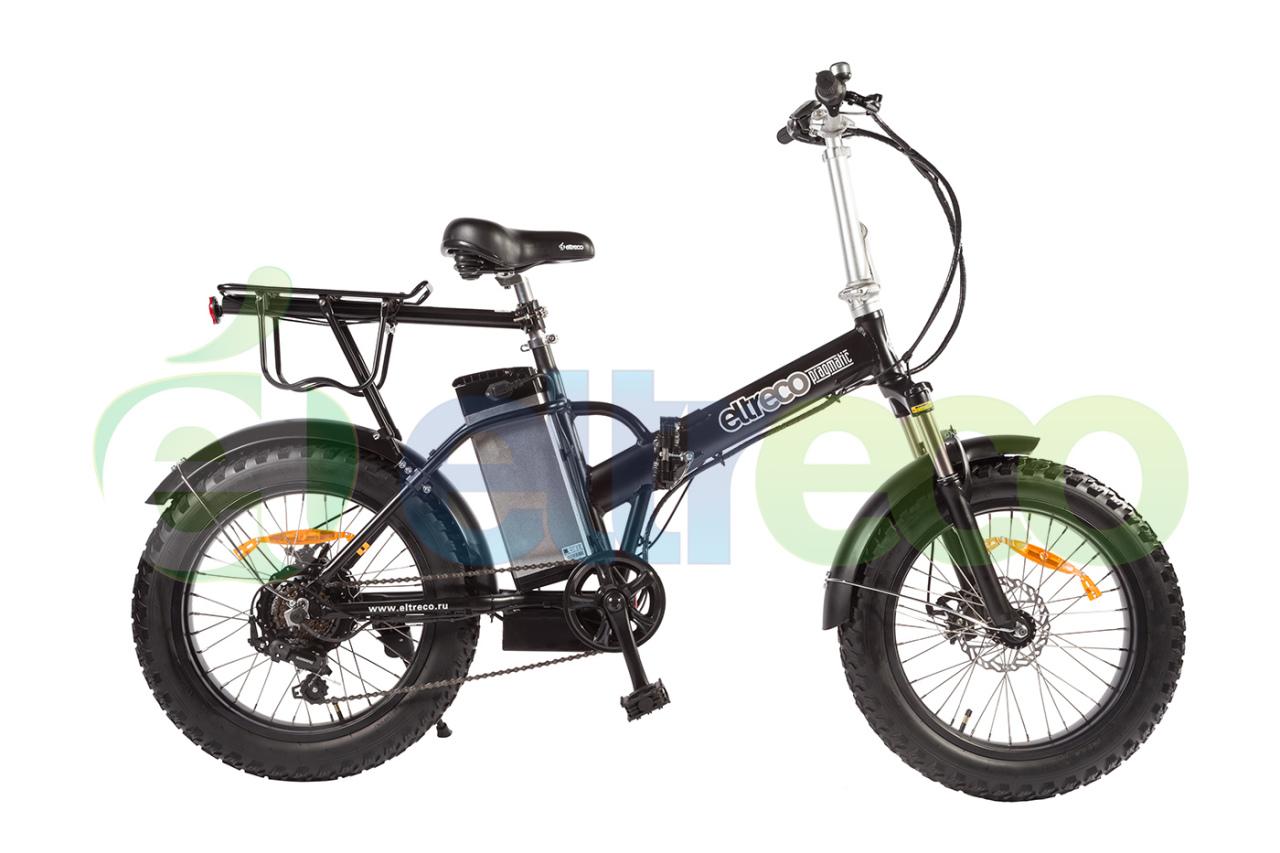 Велосипед Eltreco PRAGMATIC 500W (2017) велосипед eltreco vector 500w 2017