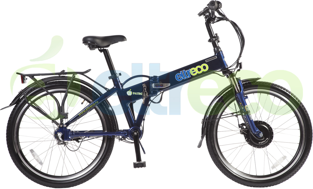 Велосипед Eltreco Patrol Кардан 24 (2017)