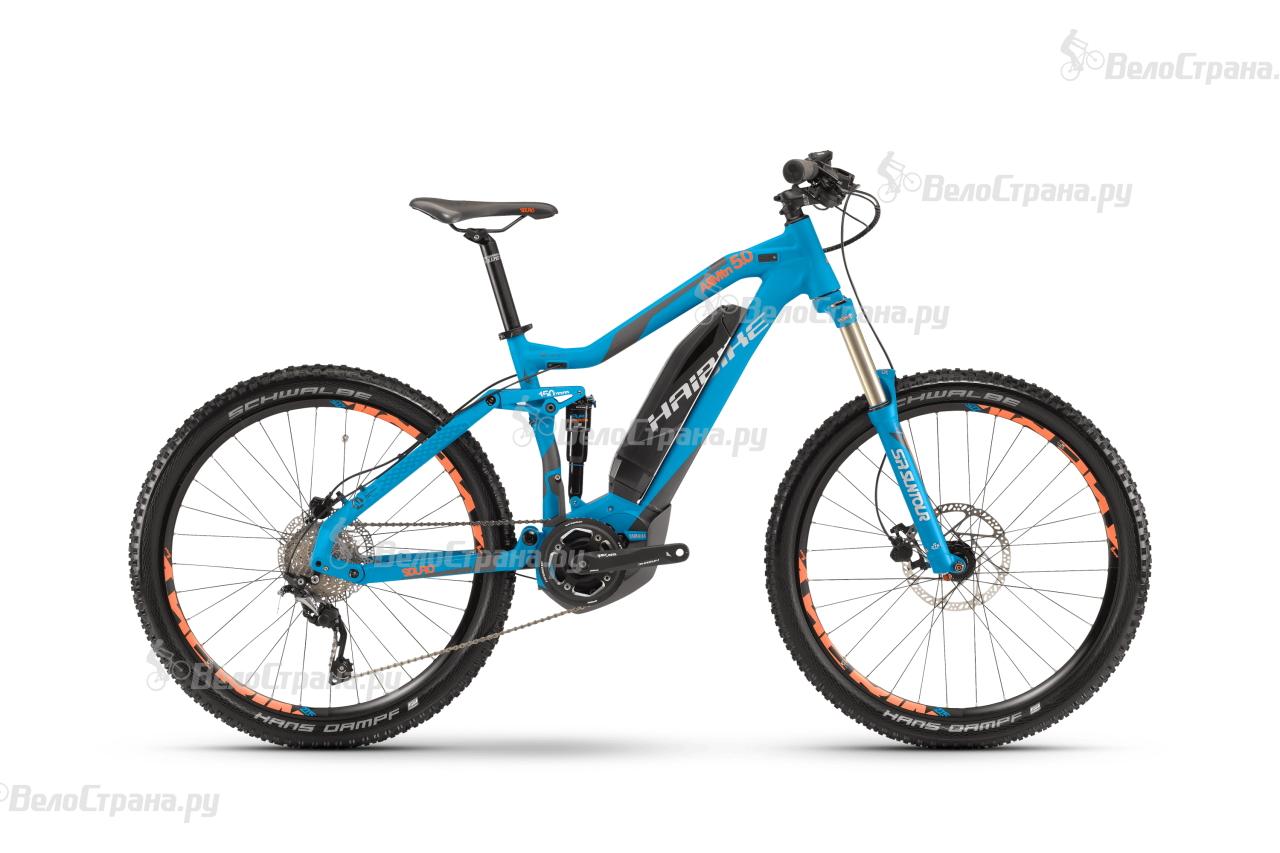Велосипед Haibike SDURO AllMtn 5.0 (2017)