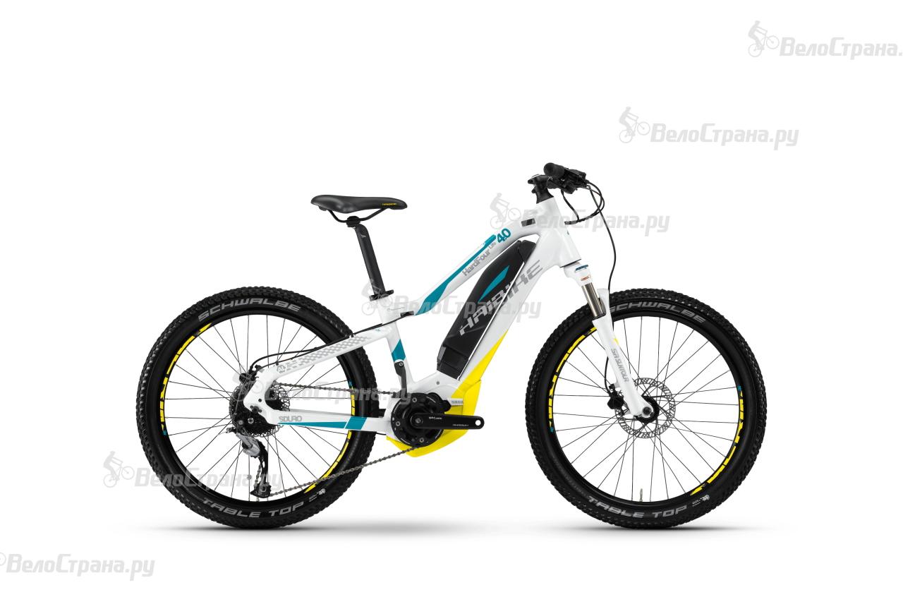 Велосипед Haibike SDURO HardFour Life 4.0 400Wh (2017)