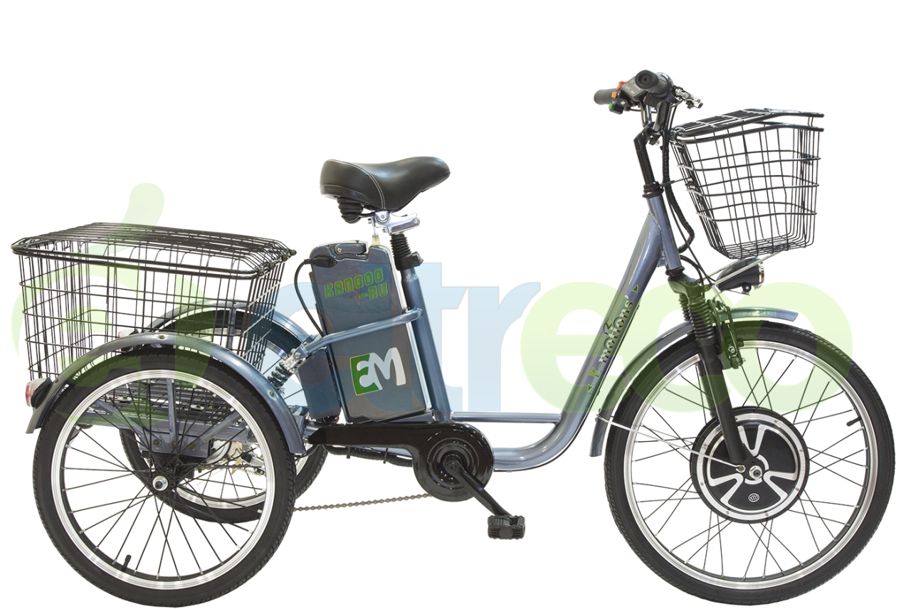 Велосипед Eltreco E-MOTIONS KANGOO 500W (2017) велосипед eltreco vector 500w 2017