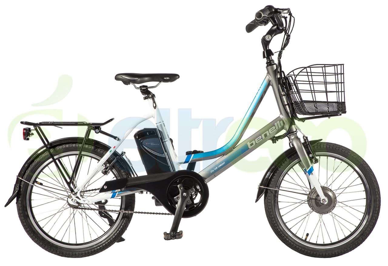 Велосипед Eltreco BENELLI 20 CITY LINK (2017)