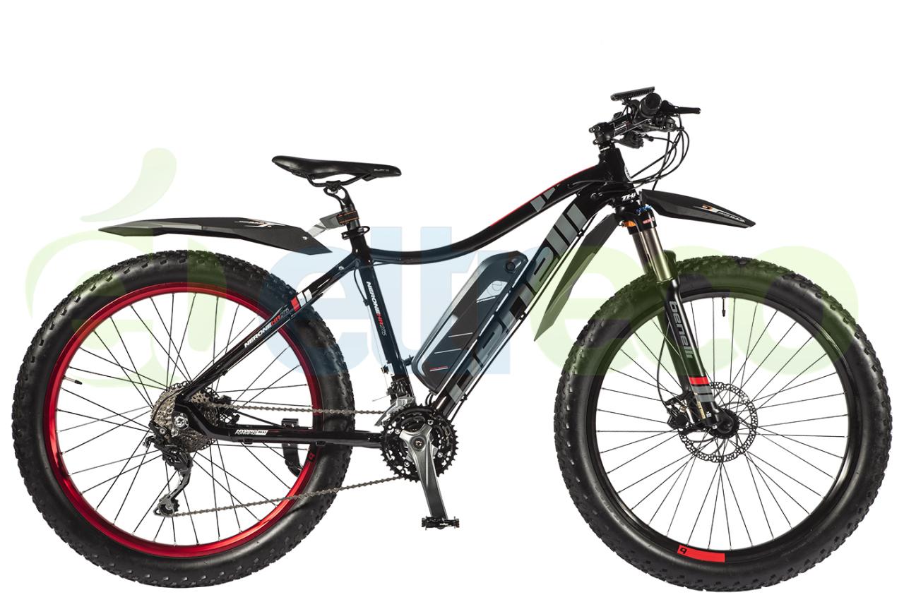 Велосипед Eltreco BENELLI FAT NERONE (2017) трицикл eltreco gm porter