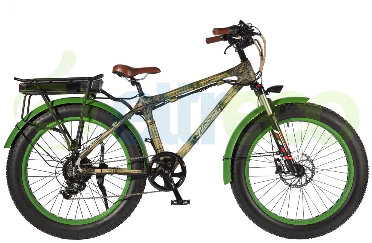 Велосипед Eltreco BAMBOO (2017) велосипед eltreco patrol кардан 28 камуфляж 2015