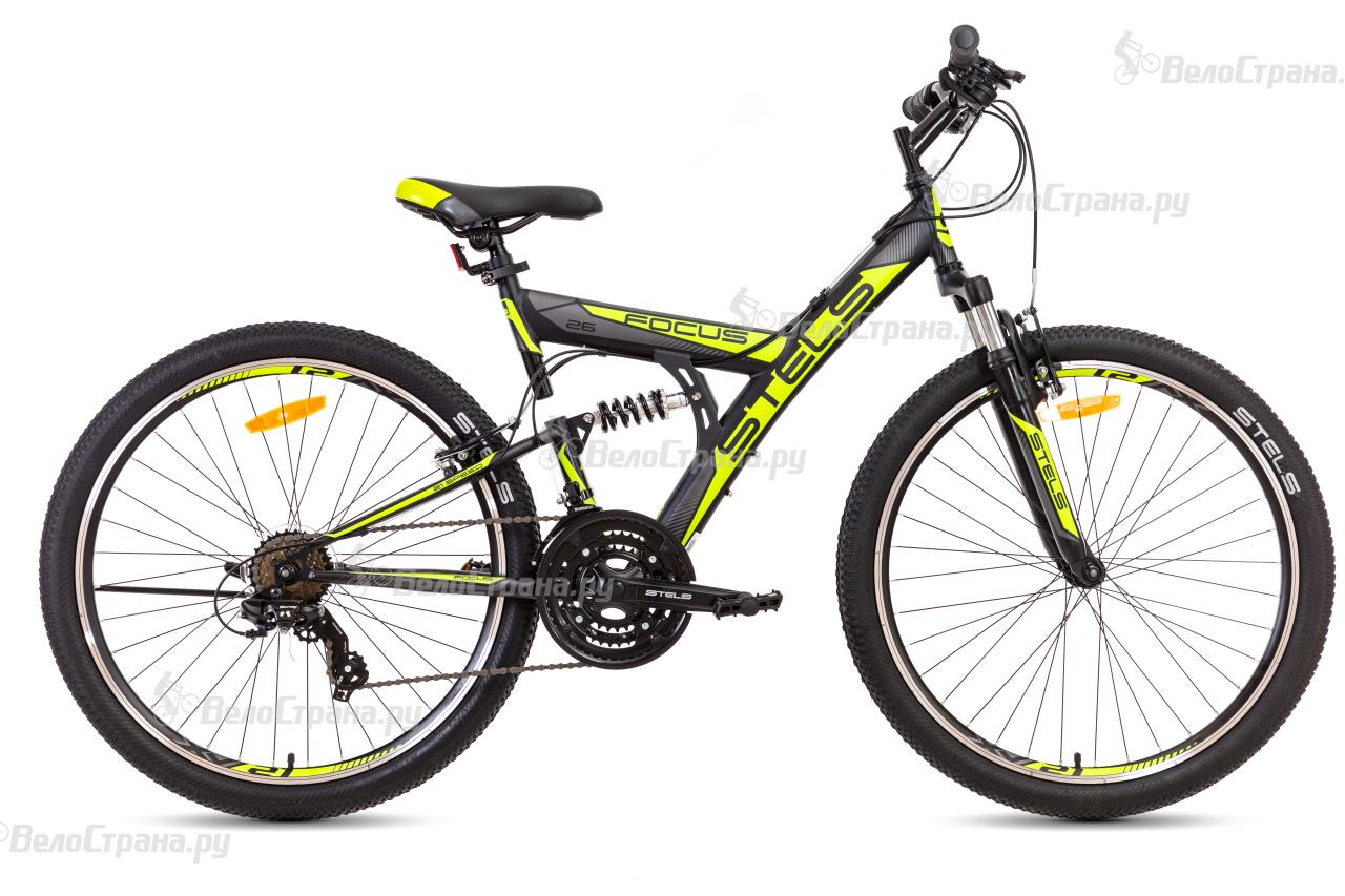 Велосипед Stels Focus V 21 sp (2017) stels focus v 21 sp 2015
