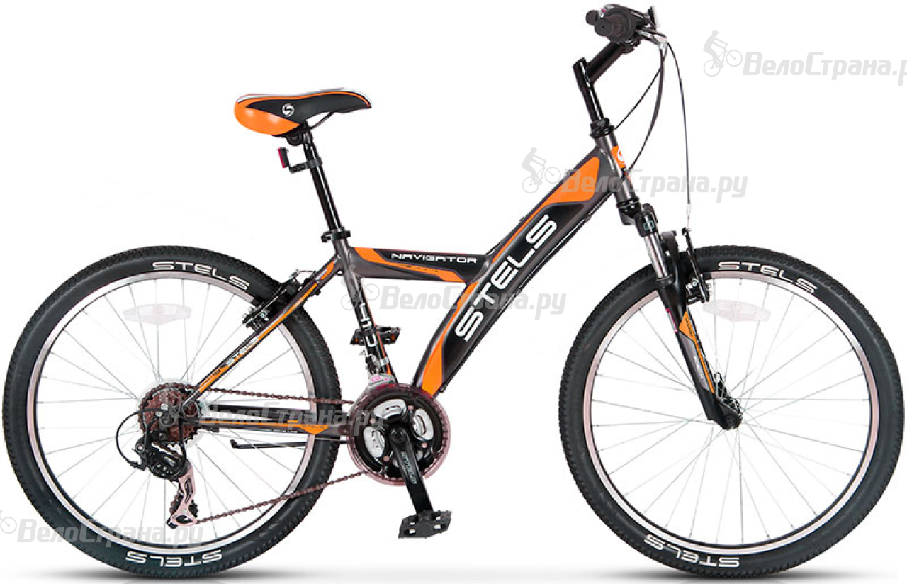 Велосипед Stels Navigator 410 V (2017) велосипед stels navigator 380 2016