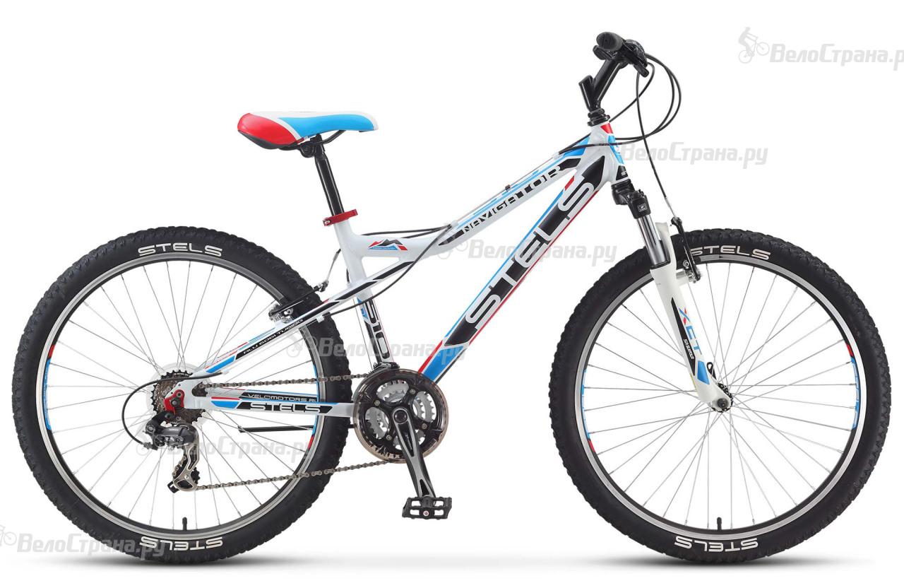 Велосипед Stels Navigator 510 V (2017) велосипед stels navigator 250 2016