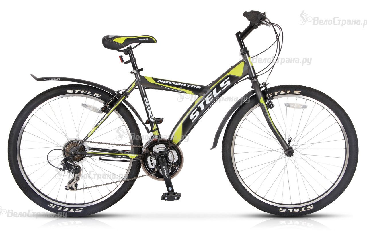 Велосипед Stels Navigator 530 V (2017) велосипед stels navigator 250 2016