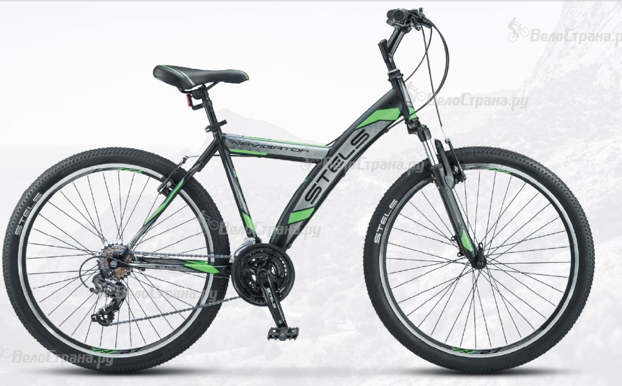 Велосипед Stels Navigator 550 V (2017) велосипед stels navigator 310 2016