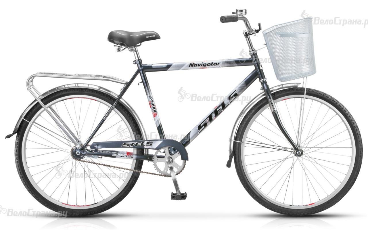 Велосипед Stels Navigator 210 Gent (2017) велосипед stels navigator 700 2017