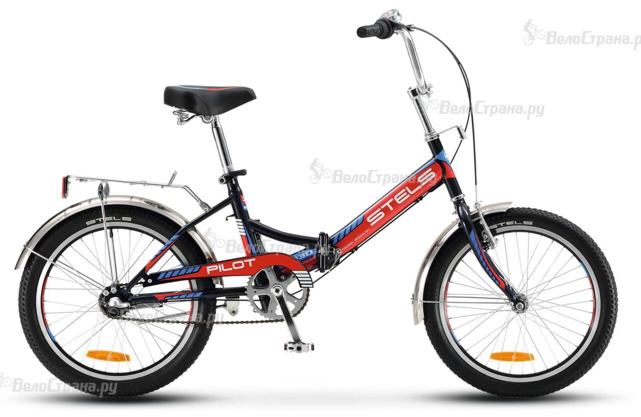 Велосипед Stels Pilot 430 (2017) велосипед stels navigator 310 2016