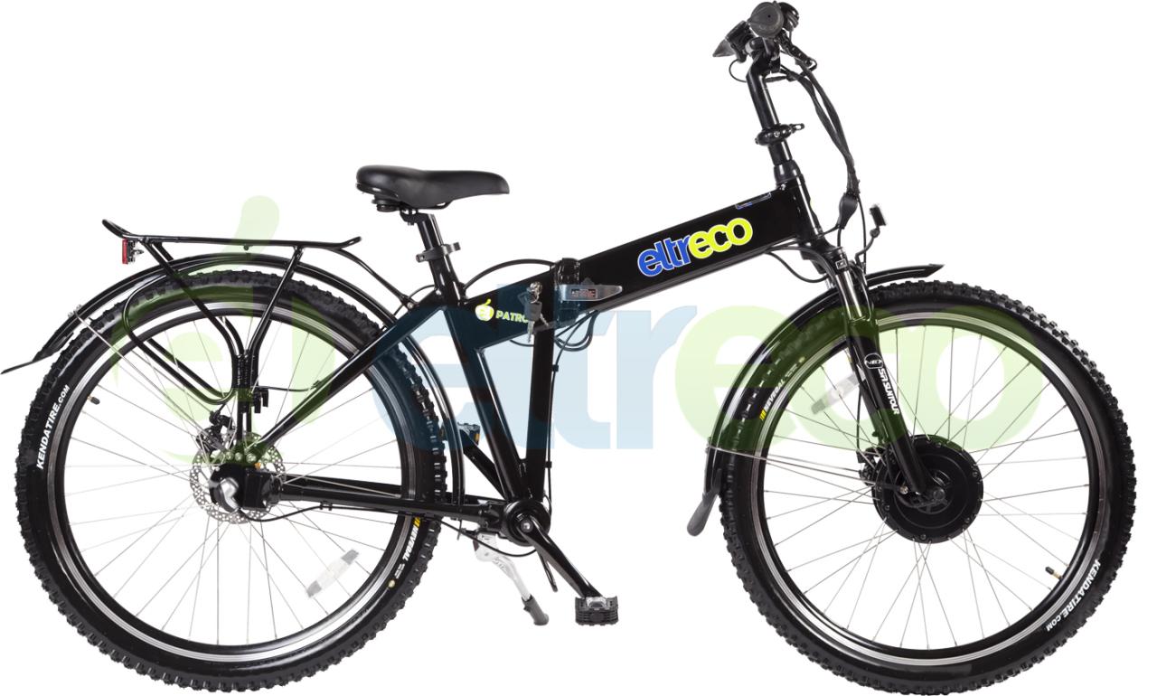 Велосипед Eltreco PATROL КАРДАН 26 (2017)