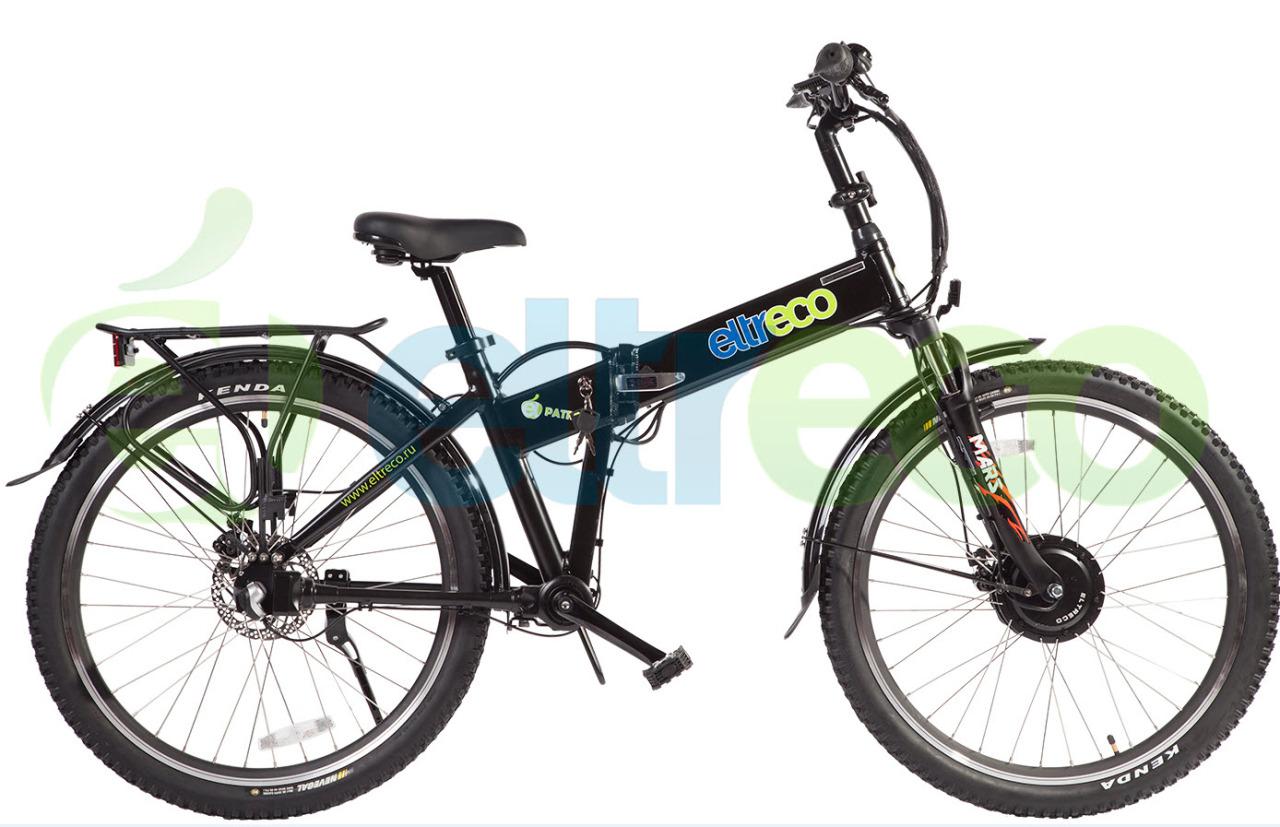 Велосипед Eltreco PATROL КАРДАН 26 DISK (2017)