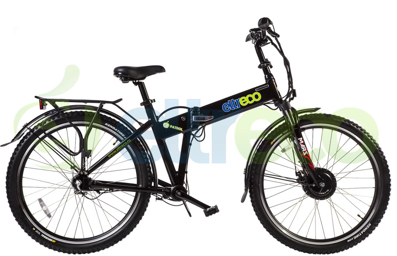 Велосипед Eltreco PATROL КАРДАН 28 (2017)