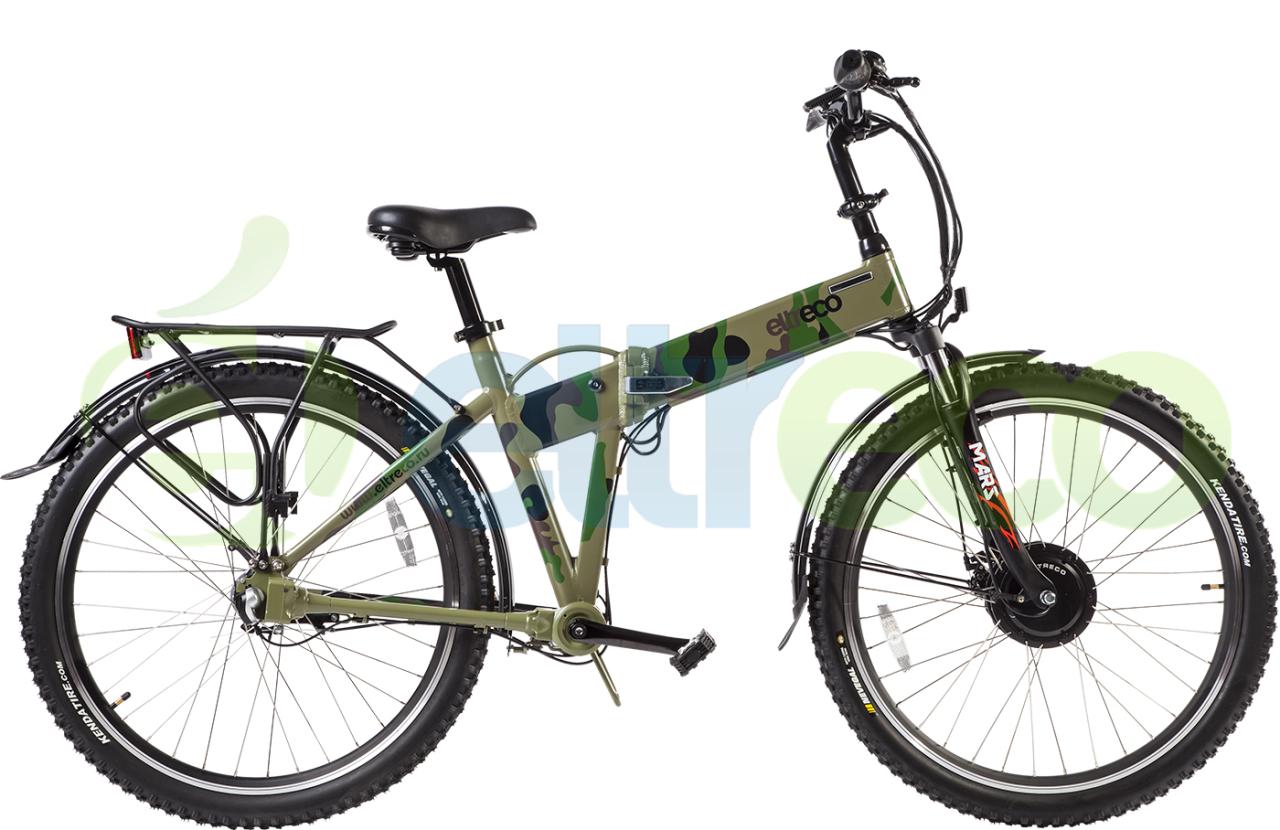 Велосипед Eltreco PATROL КАРДАН 28 CAM (2017)