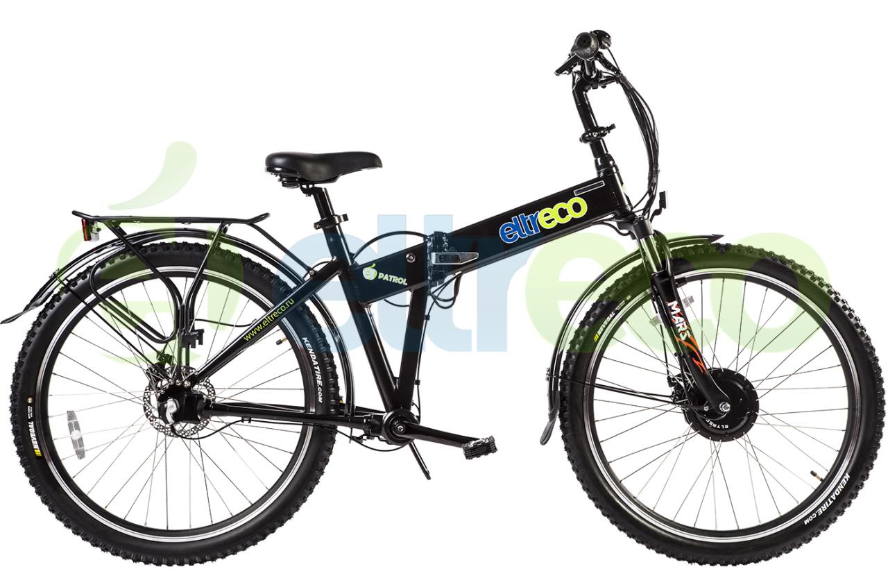 Велосипед Eltreco PATROL КАРДАН 28 DISK (2017)
