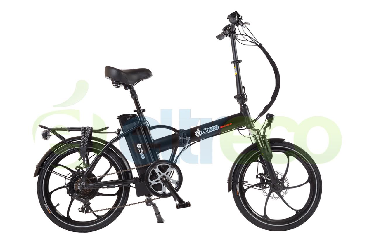 Велосипед Eltreco JAZZ 500W (2017)