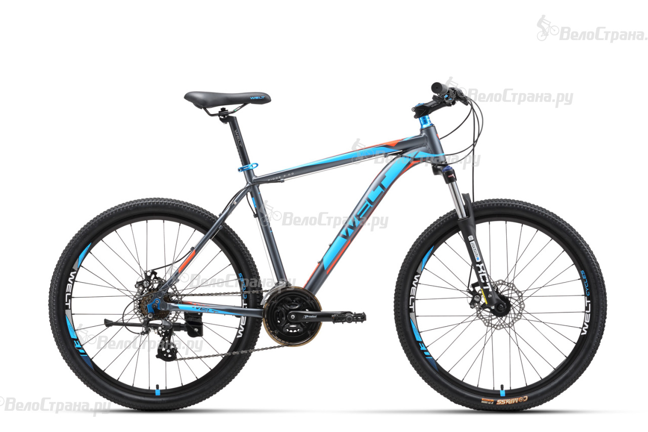 Велосипед Welt Ridge 2.0 D (2017) велосипед welt ridge 1 0 d 2018