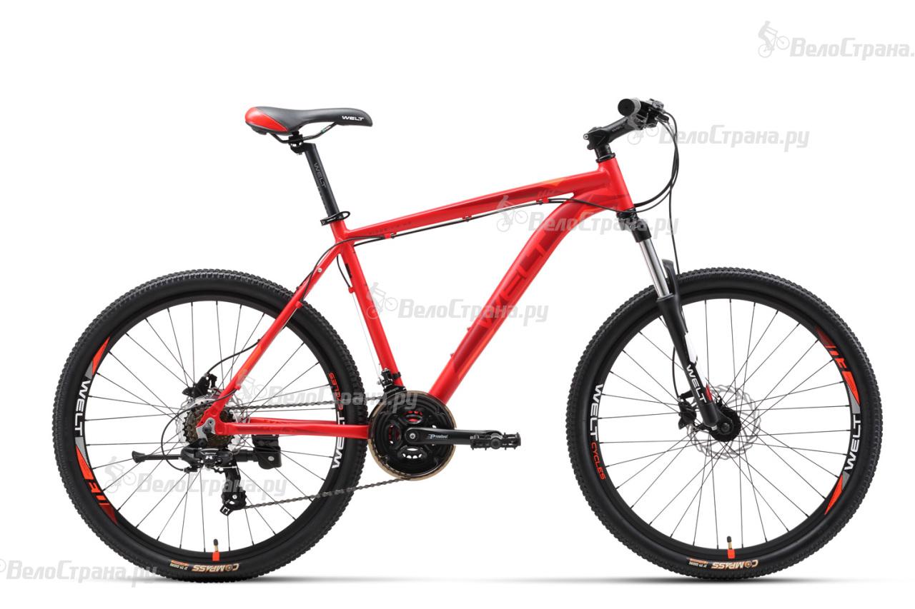 Велосипед Welt Ridge 1.0 HD (2017) велосипед welt ridge 1 0 d 2018