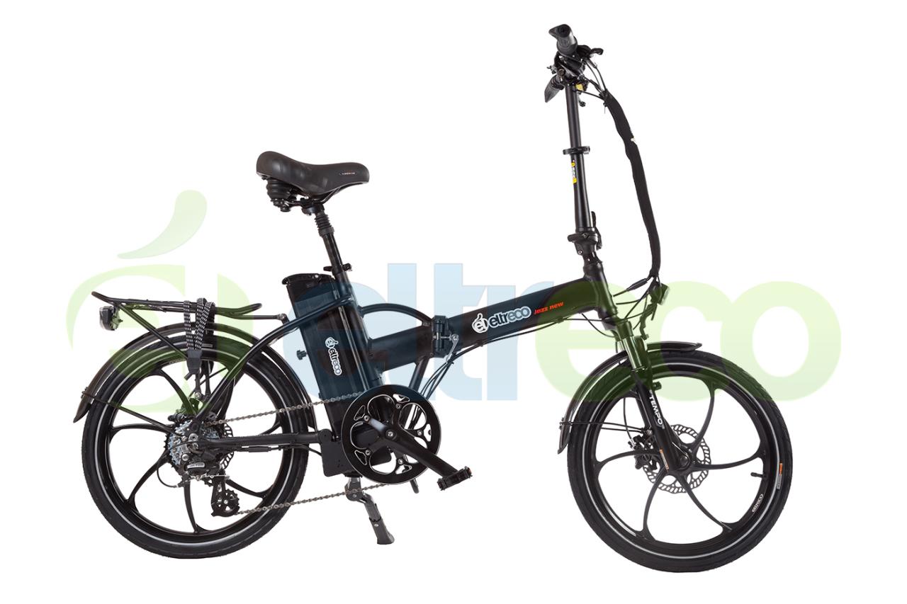 Велосипед Eltreco JAZZ 350W VIP (2017)
