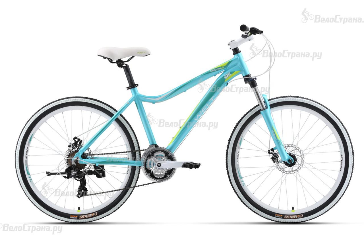 Велосипед Welt Edelweiss 1.0 D (2017) edelweiss hertz xs красный