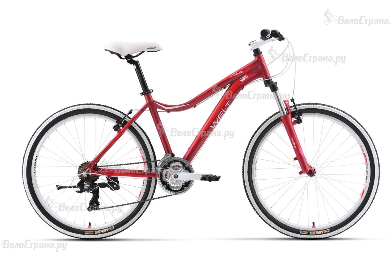 Велосипед Welt Edelweiss 1.0 (2017) edelweiss hertz xs красный