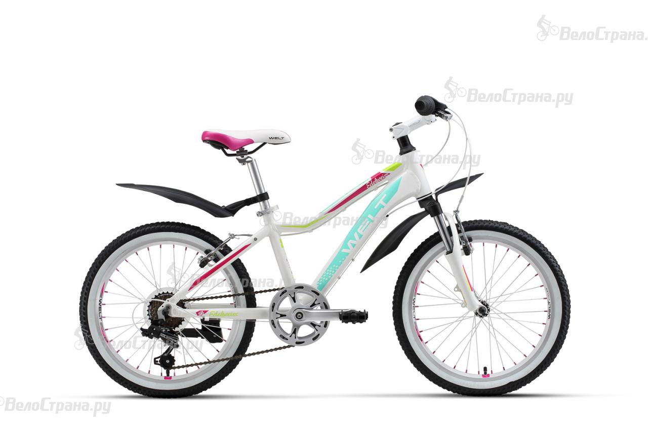 Велосипед Welt Edelweiss 20 (2017) edelweiss edelweiss guard 3