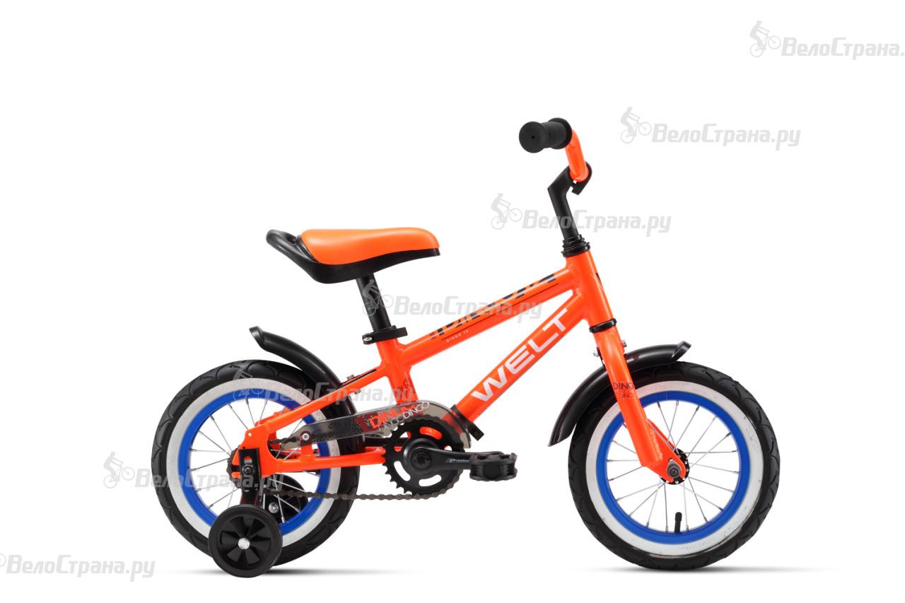 Велосипед Welt Dingo 12 (2017) футболка lasting dingo 6262 xxl мужская