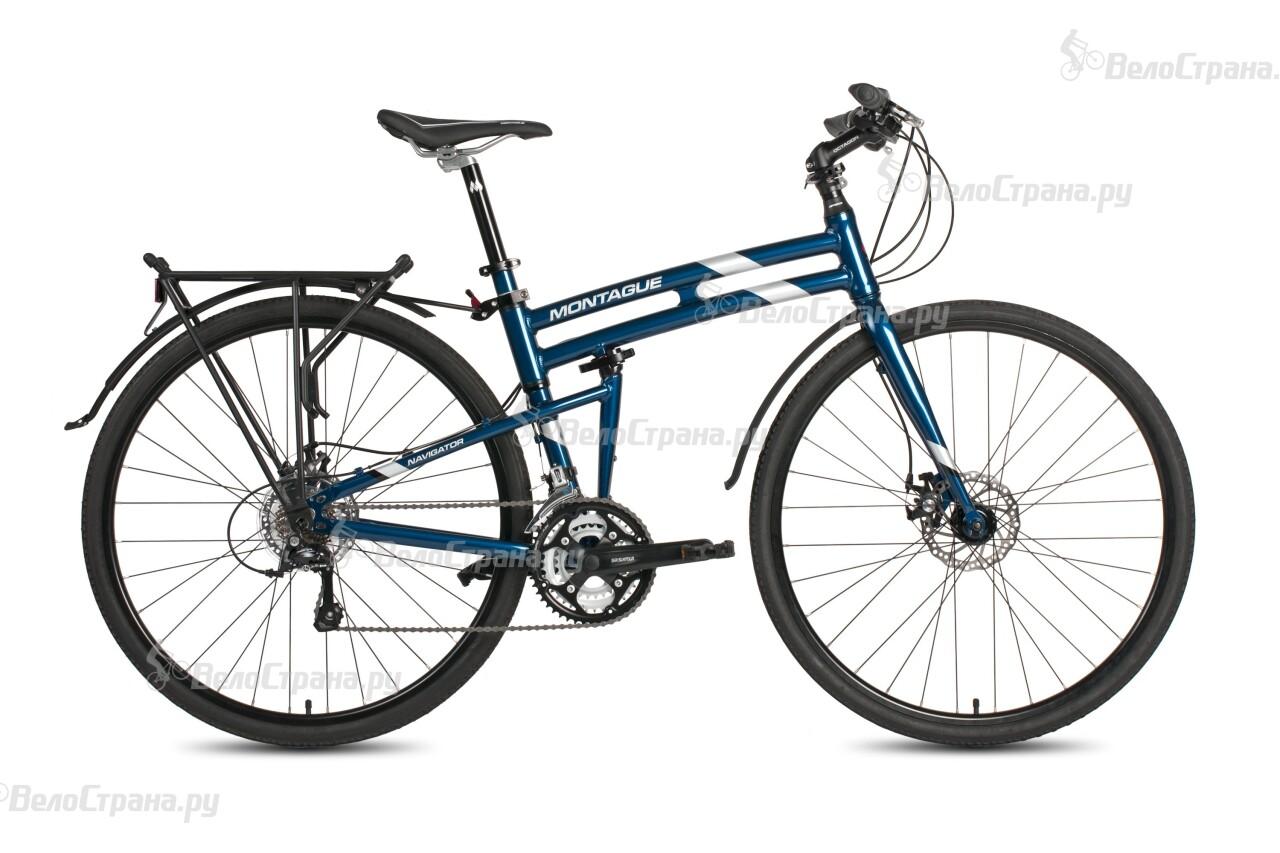Велосипед Montague NAVIGATOR (2016) велосипед stels navigator 310 2016