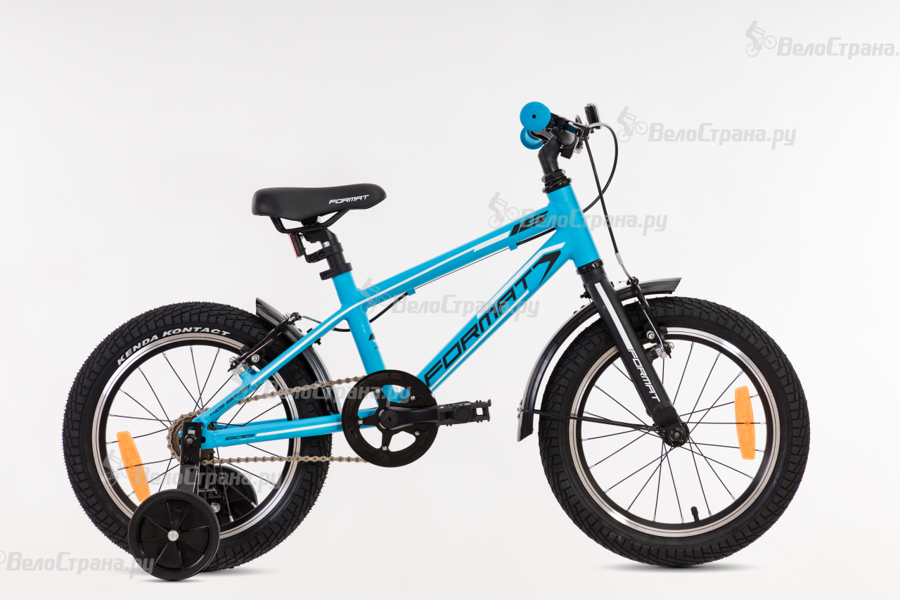Велосипед Format Kids Boy 16 (2017)