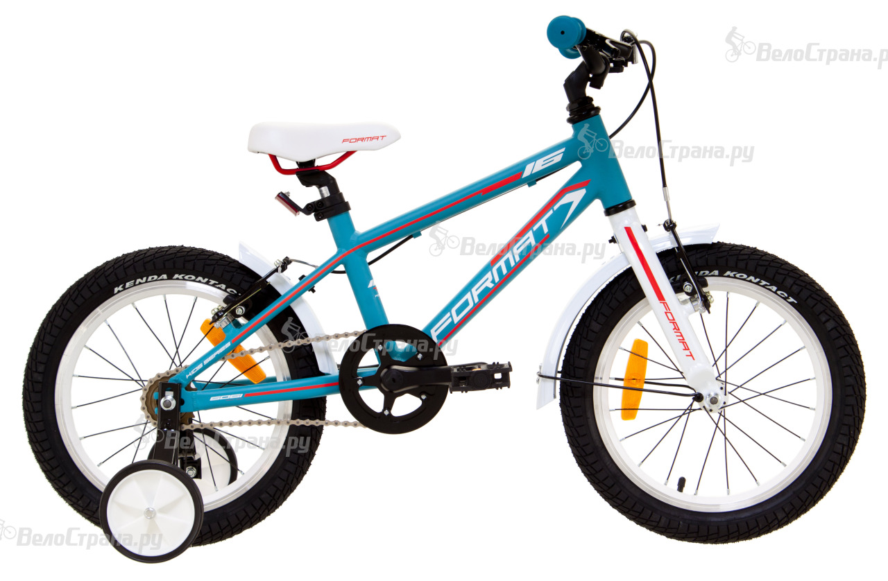 Велосипед Format Kids Girl 16 (2017)