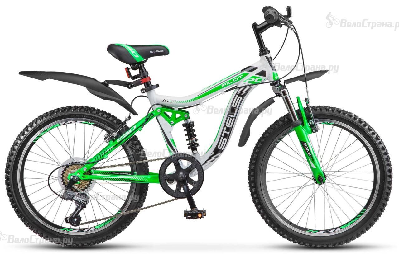 Велосипед Stels Pilot 250 (2017) велосипед stels pilot 410 2015