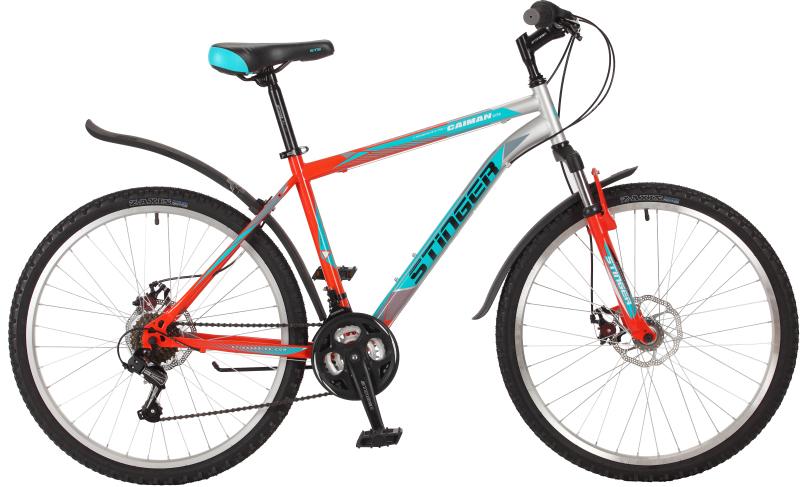 Купить Горный велосипед Stinger Caiman D 26 (2017)