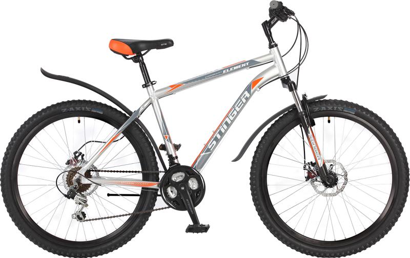 Купить Горный велосипед Stinger Element D 26 (2017)