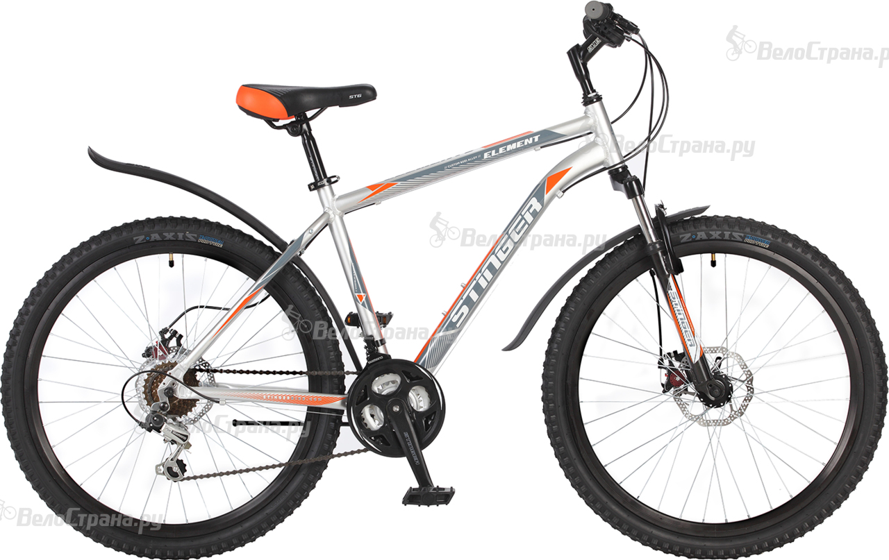 Велосипед Stinger Element D 26 (2017) велосипед stinger python 26 2017